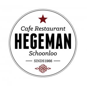 Logo cafe & restaurant Hegeman Schoonloo