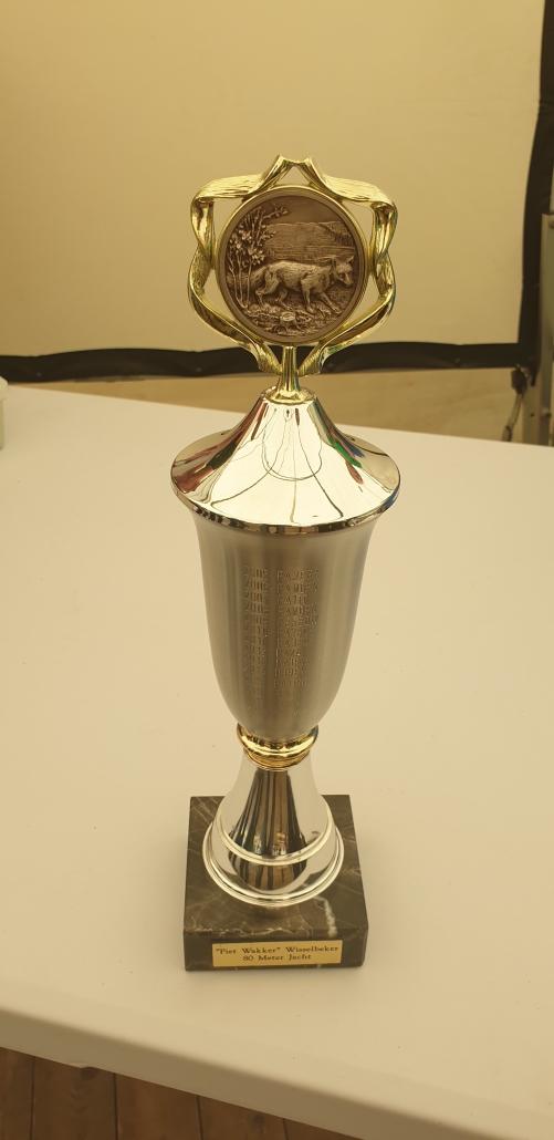 PWJ trofee